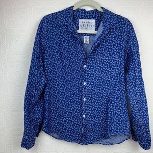 Frank & Eileen Shirt Small Barry Button Down A325